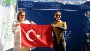 Tarihi Rumkalede Su Sporları Festivali başladı