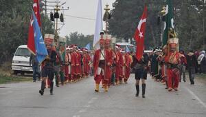 İnegöl'ün Osmanlılartarafından fethinin 718. yıl dönümükutlandı