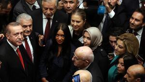 Erdoğan: Her an hazır olalım her şeye