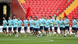 A Milli Takım, Antalyada toplanmaya başladı