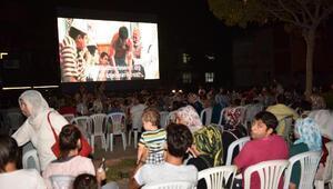 Festivalde 100 bin kişi film izledi