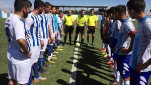 Süryanilerin futbol takımı ilk maçını oynadı