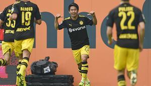 Böyle bir gol yok Kagawadan muhteşem gol