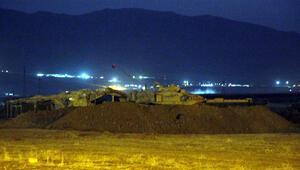 Son dakika: Sınırda tatbikat yapan Türkiyeye Barzani tehditi