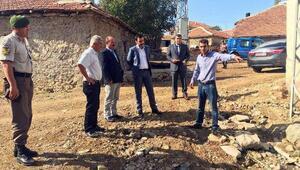 Saraykent Kaymakamı Baytok, köy ziyaretlerini sürdürüyor