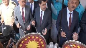 Cumhurbaşkanlığı, Eyüp Sultanda aşure dağıttı