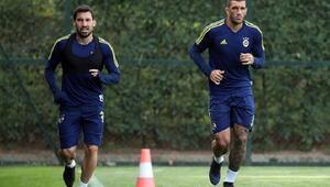 Fenerbahçede yedekler hırsla çalışıyor