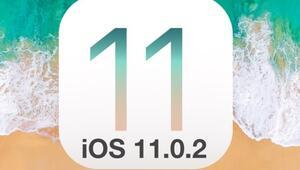 iPhone ve iPadlere iOS 11.0.2 güncellemesi geldi