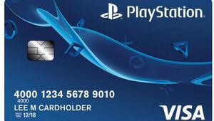 PlayStation kullanıcılarına özel kredi kartı çıktı