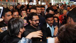 Fotoğraflar // Bollywood yıldızı Aamir Khan İstanbulda