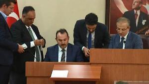Başakşehir Belediyesinde başkanlık seçimi (2)