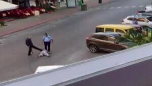 2 polisin feci şekilde dövdüğü kadından yeni haber var