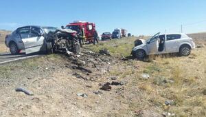 Kuluda kaza: 2 ölü, 1 yaralı