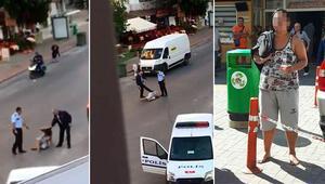 Son dakika... Antalyadaki kadına polis şiddeti için flaş karar
