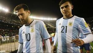 Messi bir ilke imza atabilir Arjantin...