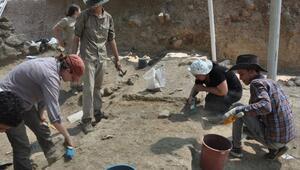 Zincirli Höyükte 11inci etap kazıları tamamlandı