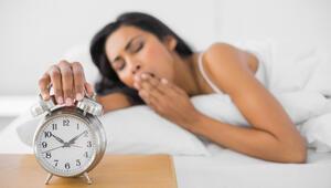 Uyku düzenine ve sirkadiyen ritim bozukluğuna dikkat