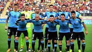 Musleralı Uruguay direkten döndü