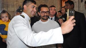 Bollywood yıldızı Aamir Khan Ankarada (2)