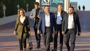 Ak Partinin Afyonkarahisardaki kampı için yoğun güvenlik önlemi (3)