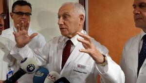 Prof Dr. Haberal: Böbrek hastasının hayatı ameliyat masasında değişiyor