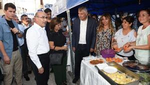 Adana'nın lezzetlerİ Tepebağda tanıtıldı