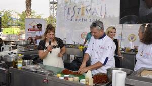 Lezzet Festivalinin son gününde yoğun ilgi