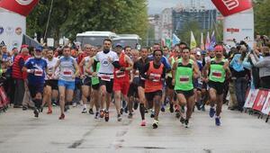 Eker I Run Koşusunda 2 bin kişi ter döktü