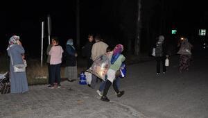 Aydında yolcu treni ile otomobil çarpıştı: 3 ölü 3 yaralı (2)
