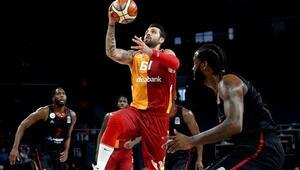 İlk hafta Galatasaray farkını gösterdi Potada...