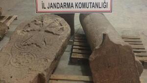 Erzurumda tarihi eser kaçakçılığı