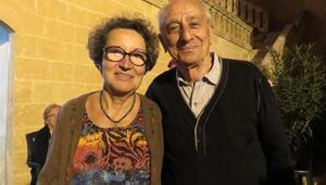 Midyatta turist çifte, 50inci evlilik yıl dönümü sürprizi