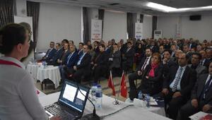 Yalovada eğitim kurumlarının müdürleri eğitimde niteliği artırma toplantısı yaptı