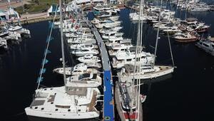 Boat Showda 4 günde 28 milyon Euroluk  tekne satıldı