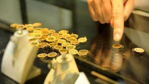 Altın fiyatları ne kadar Çeyrek altın 249 liradan satılıyor