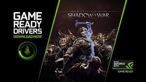 Nvidia kartlara yeni Game Ready sürücüsü geldi