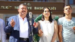 Kelkitte türkülerle birlik, beraberlik ve kardeşlik klibi hazırlandı