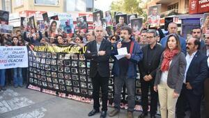 Ankara Gar saldırısında ölenler İzmirde anıldı