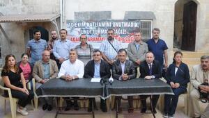 Gaziantepteki STKlar, gar saldırısını yıl dönümünde kınadı