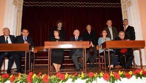 Galatasaray Lisesinin 150. Yılı kutlandı