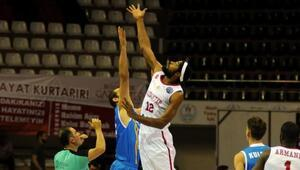Gaziantep Basketbol -Capo d'Orlando: 82-77 (FIBA Şampiyonlar Ligi)
