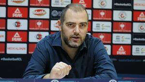 Gaziantep Basketbol - Capo d'Orlando maçının ardından