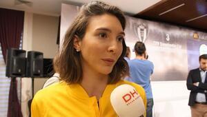 Naz Aydemir Akyol: Hedefimiz bütün kulvarda şampiyonluk