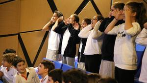 Öğrenciler 'Kodlama Haftası'nı kutladı
