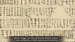 Anadolu'nun sırrı bu taş yazıtta mı gizli