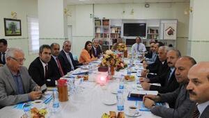 Mersin'in eğitim durumu tartışıldı