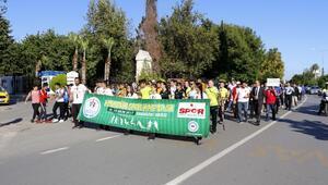 Antalyada Amatör Spor Haftası etkinlikleri