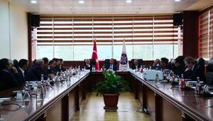 2nci ÜNİDAP toplantısı ARÜ'de gerçekliştirildi