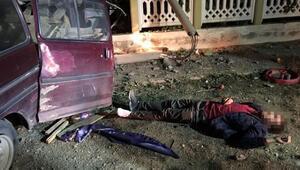 Şarkikaraağaçta kaza: 2 yaralı