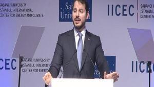 Enerji Bakanı Albayrak: Türkiye kişi başı emisyonun en düşük olduğu ülkelerden bir tanesi...